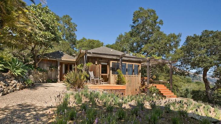 Загородный домик для отдыха окрестностях города Кармел, Калифорния