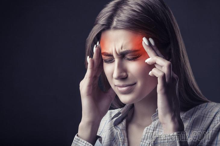 Как уменьшить головную боль