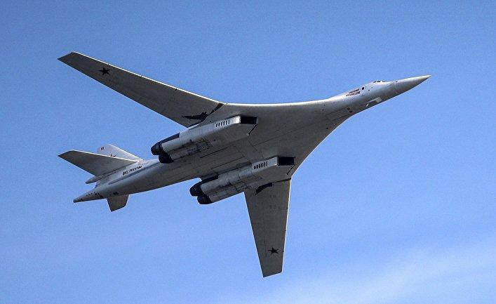 Sohu (Китай): Россия не вытерпела и со злости провела семичасовой полет Ту-160. Союзники США устроили скандал