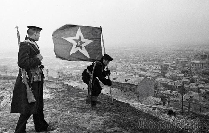 Как немцы проиграли 35-дневное побоище, а СССР освободил Крым