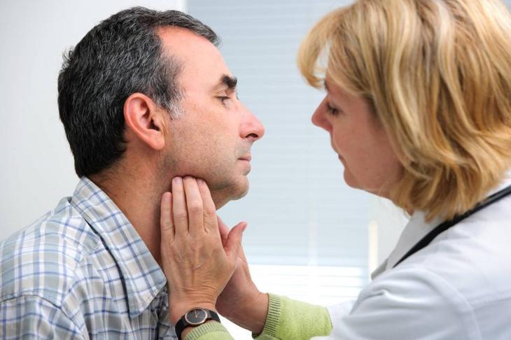 обследование щитовидной железы