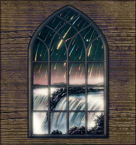 Тест: выберите окно и узнайте свои тайные желания