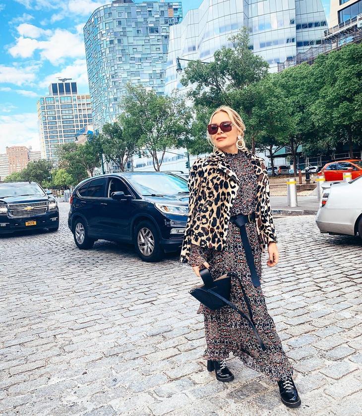модные луки зимы 2020 для женщин 40-50 лет фото 1