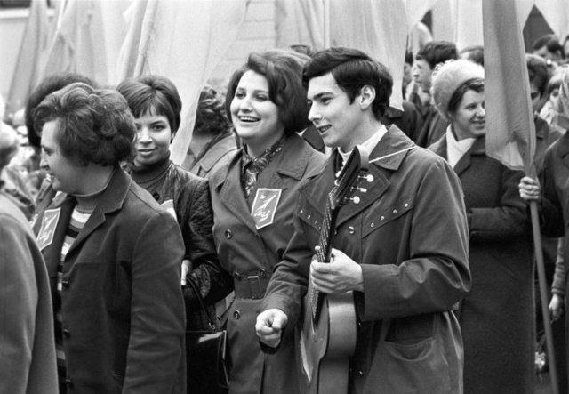 Атмосфера СССР 1970-х годов