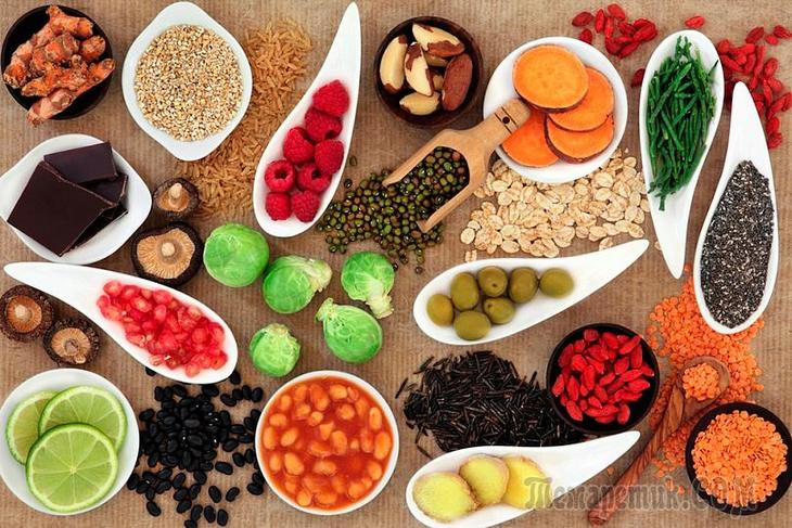 Восточная диета на 10 дней для похудения