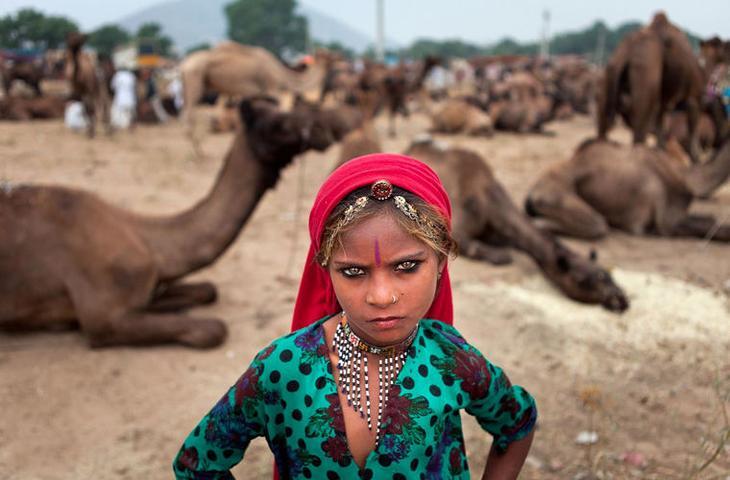 Родиной цыган принято считать Индию мифы, цыгане