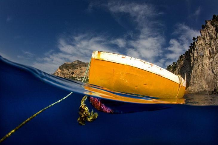 Фотографии океана в новом стиле