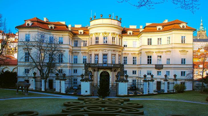 Лобковицкий дворец