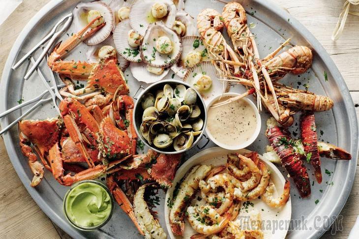 Средиземноморская кухня — особенности и польза