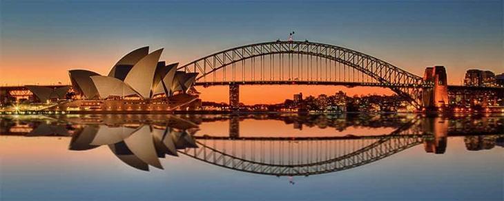 6. Первый город Австралии по-прежнему остается самым крупным австралия, история, колонизация, факт