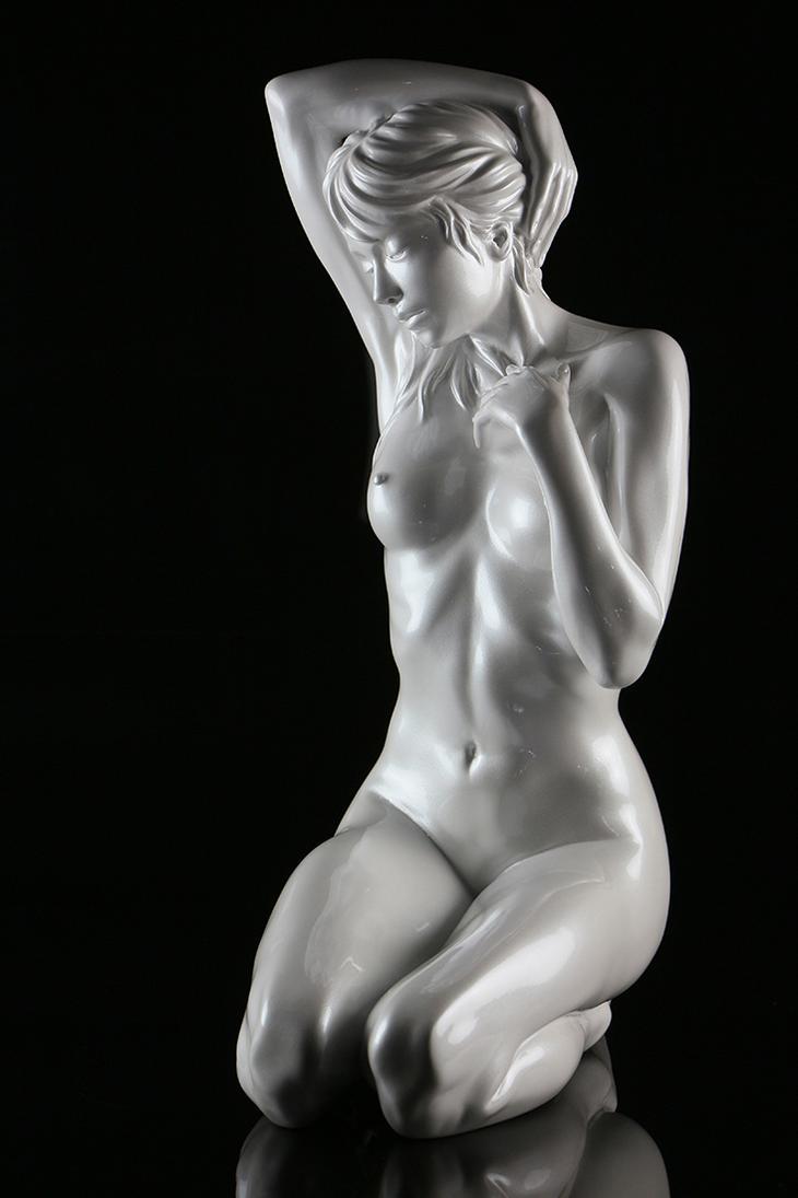 Yves Pires - Sculptures : Tzarine Nacrée