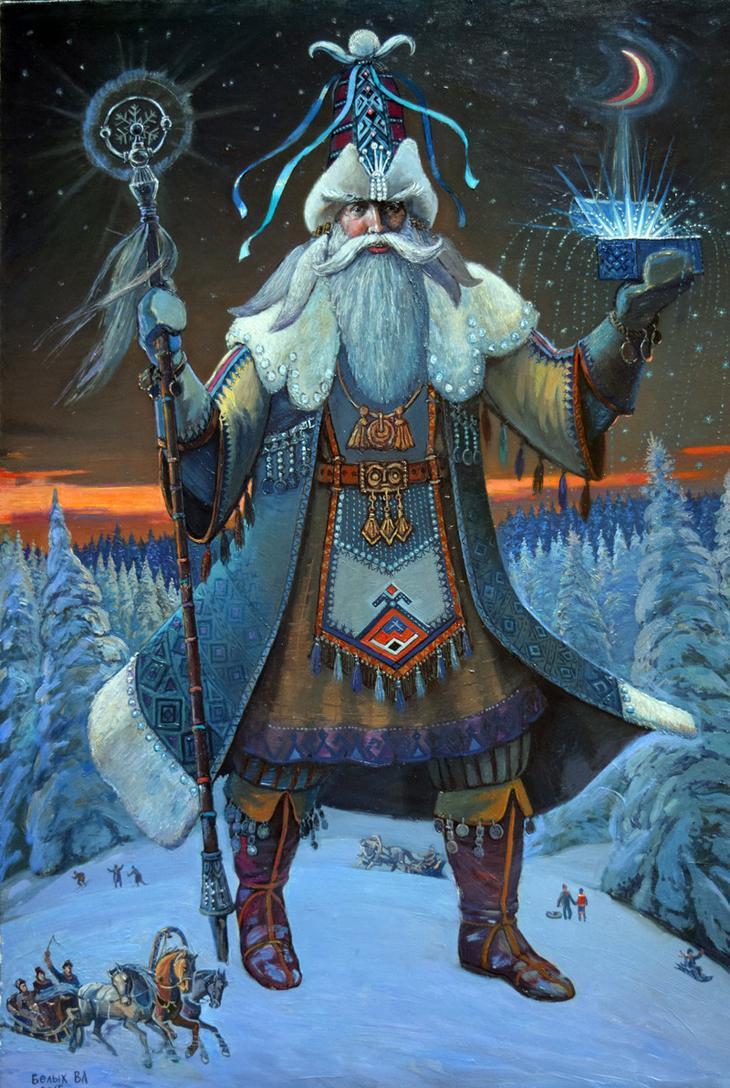 Тол Бабай(Удмуртия) дед мороз, новый год.рождество, санта клаус