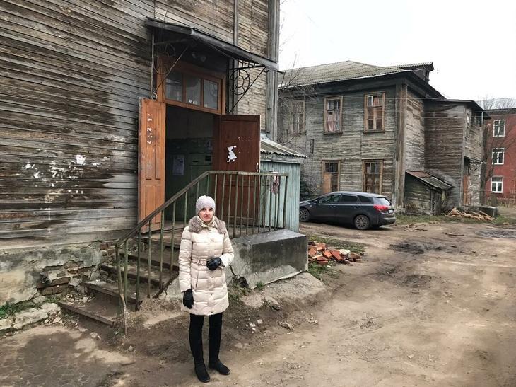 Как живут люди в 15 км от Москвы
