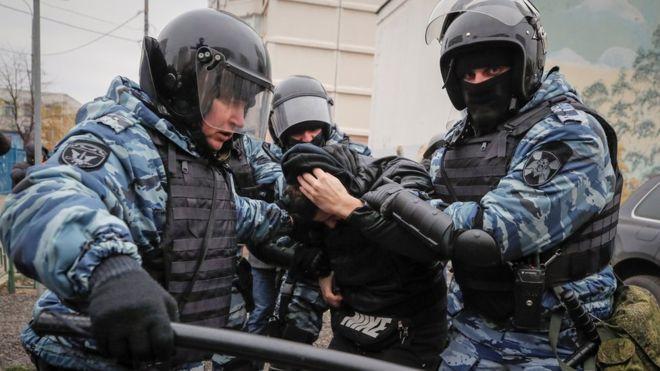 Доклад Human Rights Watch: что изменилось в России за год?
