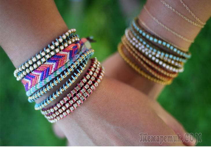fullsize Как сделать браслет из бисера своими руками