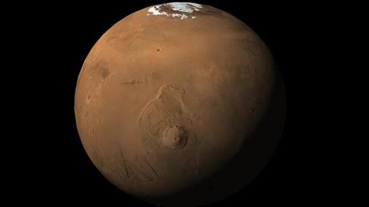 3. Гора Олимп космос, планеты, солнечная система, факты, чудеса