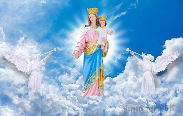 Ангел-хранитель по дате рождения в православии