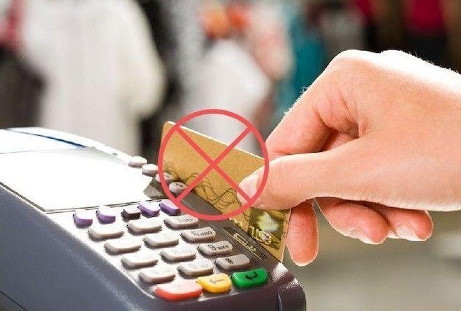 8 подозрительных случаев, когда нельзя расплачиваться кредиткой