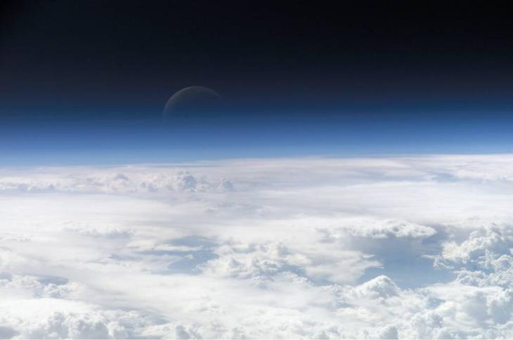 Атмосфера Земли / ©wikipedia