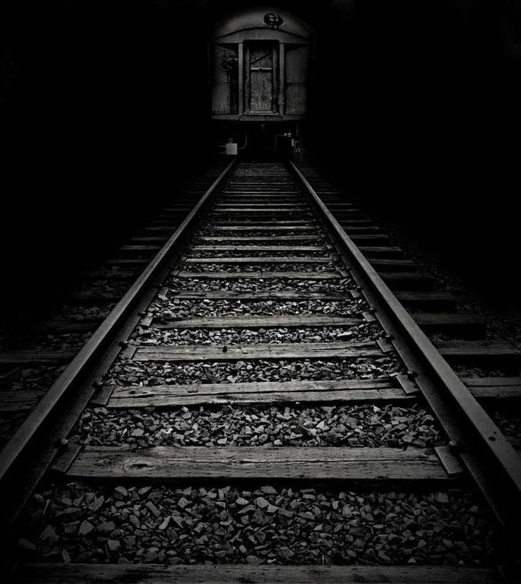 Поезд-призрак из Аризоны легенды, привидения, призраки, пыстыня