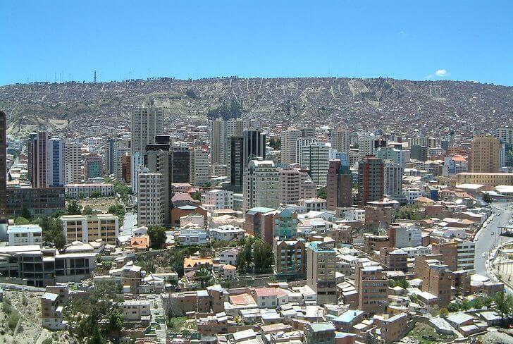 Боливия - достопримечательности