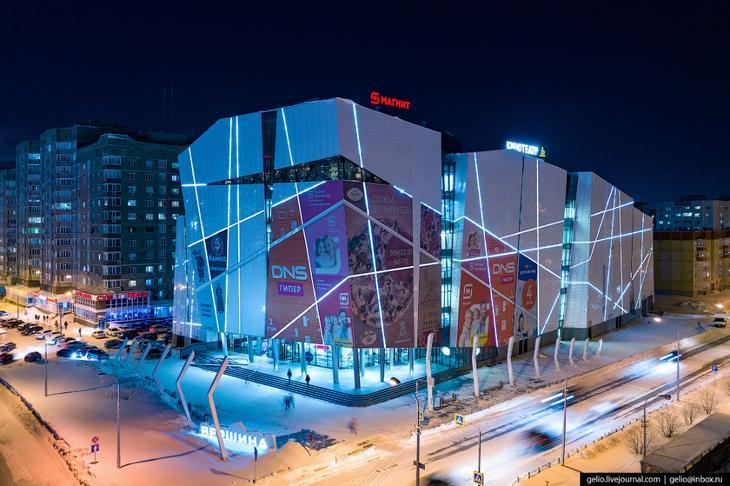 Торгово-развлекательный центр «Вершина» в 34-м микрорайоне