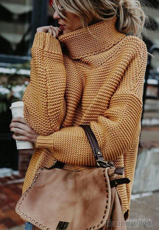 Выбираем свитер: пять новых трендов осенне-зимнего трикотажа 2019