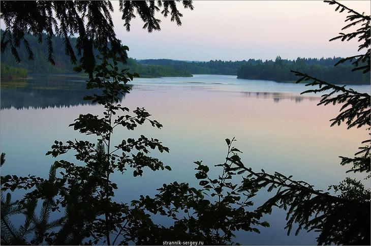 ÐÑток МоÑква-реки: поход по ПодмоÑковью 07 Ð¸ÑŽÐ»Ñ 2011 г.