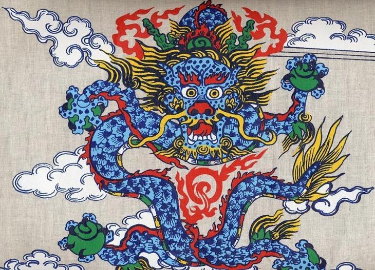 Друк (Бутан). драконы, история, культура, мифология