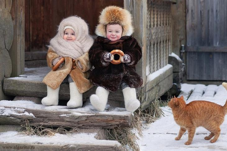 Фотографии Елены Алгазиной