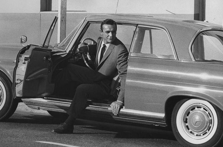 Прощай, Джеймс Бонд! Автомобили Шона Коннери на экране и в жизни