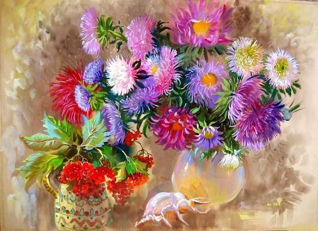 Картины Натальи Аникиной-Закревской