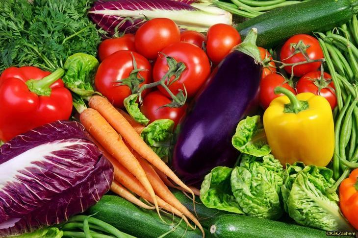 Продукты, которые можно есть в неограниченном количестве