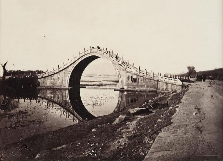 Редчайшие кадры Китая времён династии Цин: природа, люди, города безвозвратно ушедшей эпохи 1
