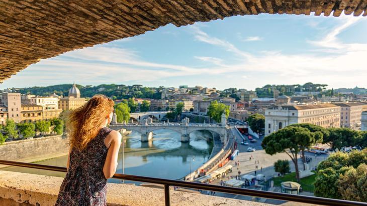 В Италии никто не сидит, уткнувшись в телефон