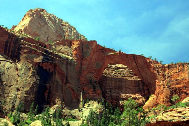 Арка Алоба Чад. Создано самой природой. Невероятные природные арки. Фото с сайта NewPix.ru