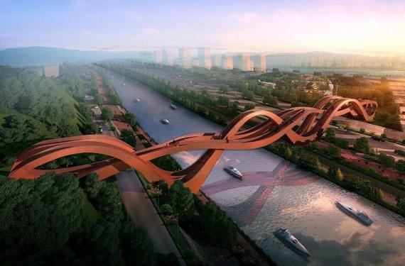 "Мост ""Китайский узел"""