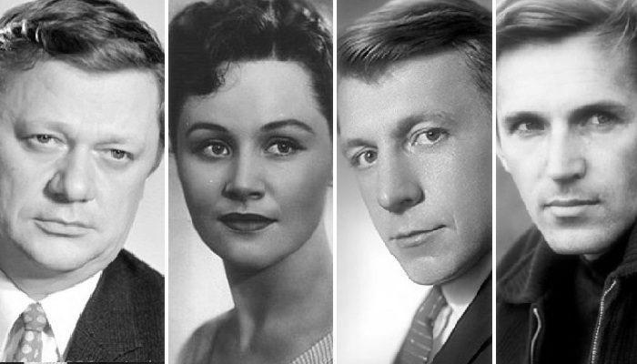6 актёров России, переступившие 85-летний рубеж