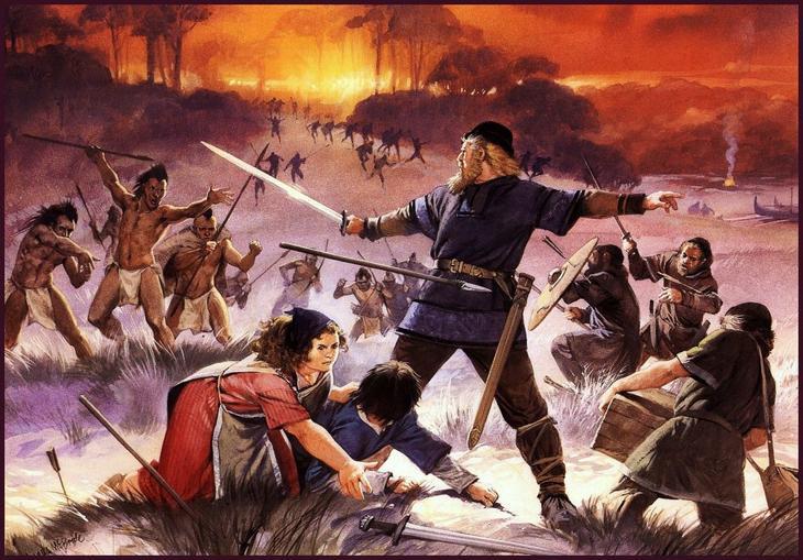 Кто открыл Америку? Викинги, китайцы и ирландский святой 13