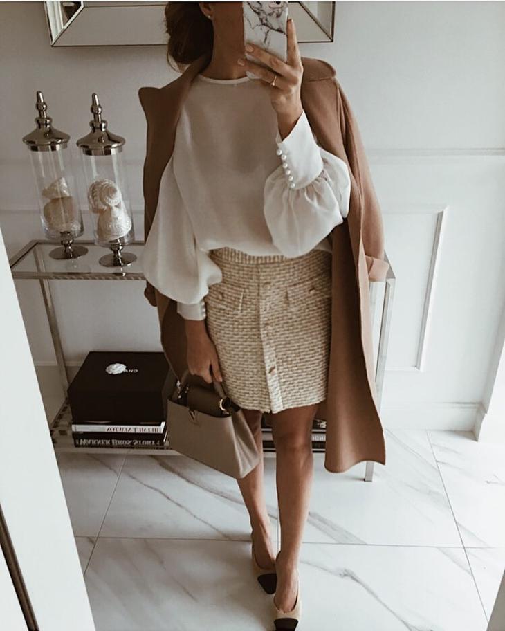 Модные блузки 2019 фото 10