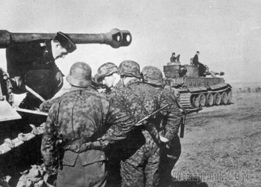 Что рассказывали офицеры Вермахта о Курской битве