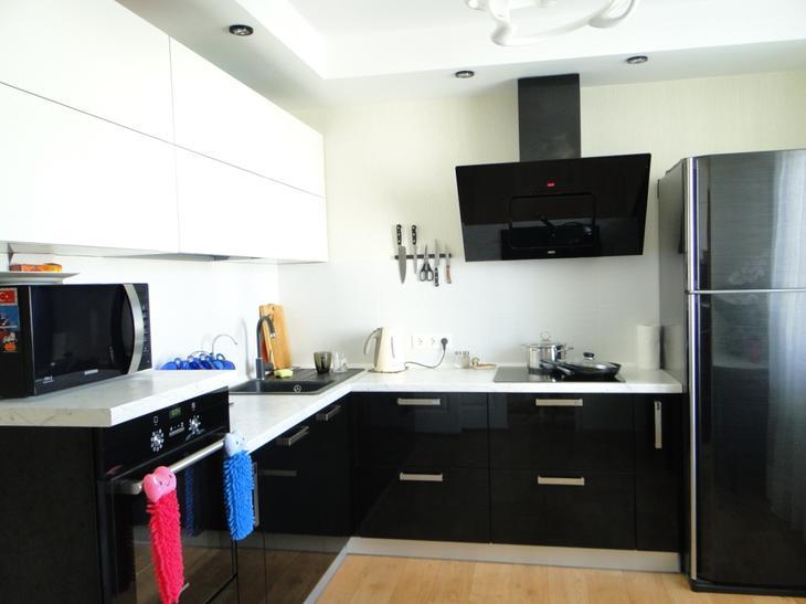 Моя территория. Кухня: удобно, строго и просто красиво