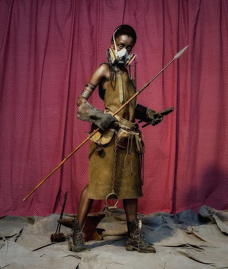 DylanDavis08 Африканские принцессы