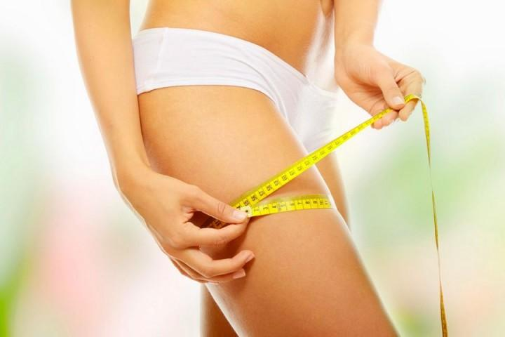 Диета для быстрого похудения ног и бедер