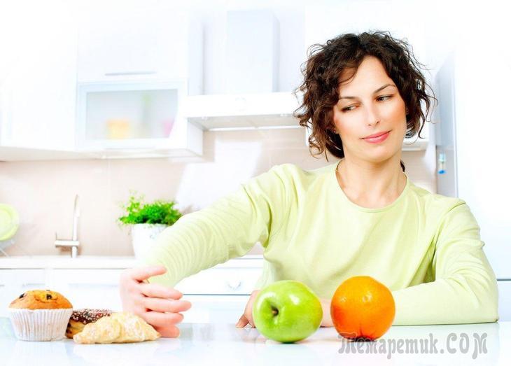 Правильная диета для быстрого похудения