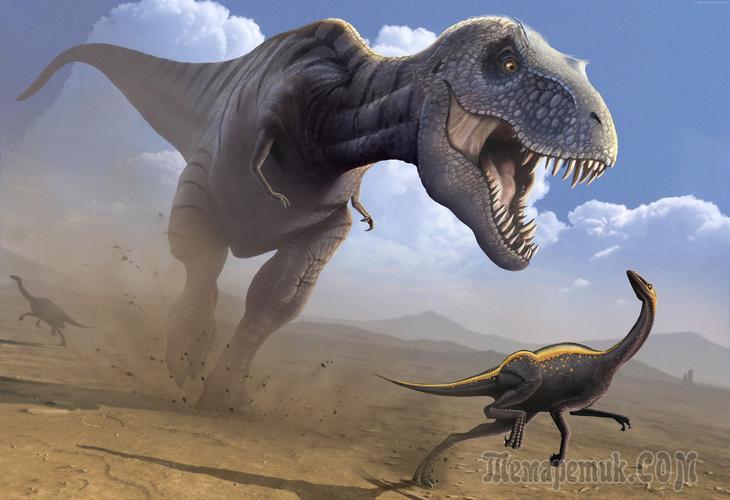 Самые опасные динозавры чем так опасен тираннотитан