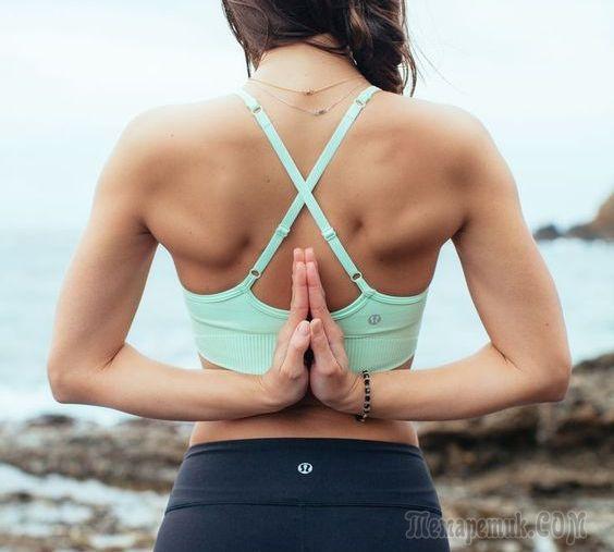 12 упражнений, чтобы привести себя в форму