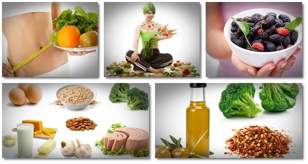Продукты которые помогают сжигать жир