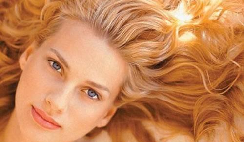 Отвар из луковой шелухи для волос