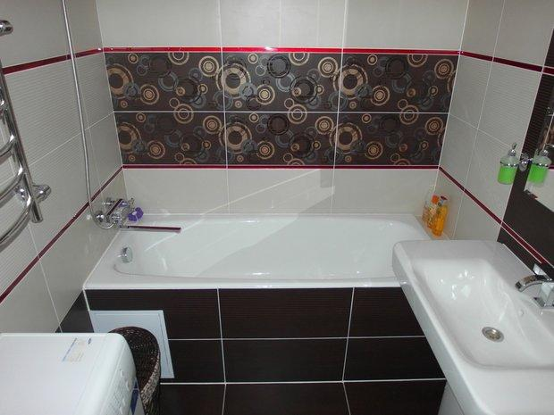 Ванная: сделано с вниманием к мелочам
